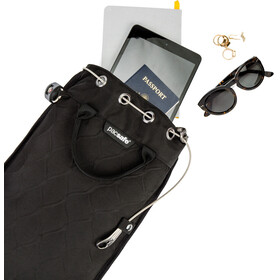Pacsafe Travelsafe 5l GII Portable Safe zaino, nero